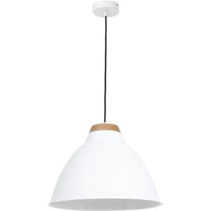 luminex skal hanglamp wit redealer