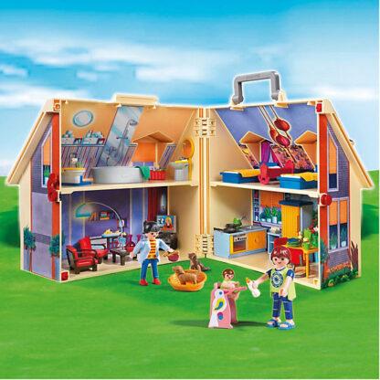 playmobil poppenhuis redealer