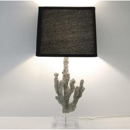 koraal tafellamp redealer