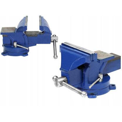bankschroef blauw redealer