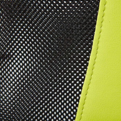 bureaustoel donny groen zwart redealer