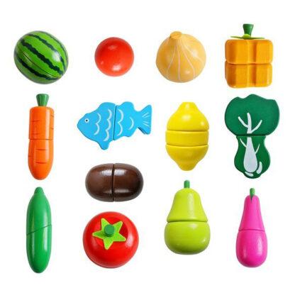 speelgoedvoedsel fruit en groente redealer