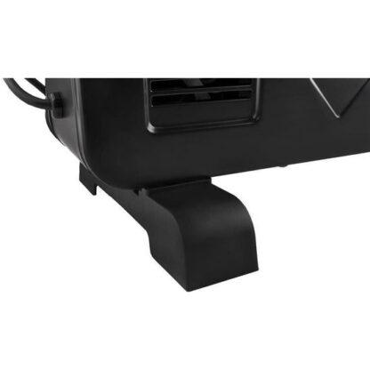 verwarming electrisch kachel radiator redealer zwart