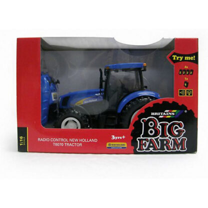 tomy new holland tractor redealer