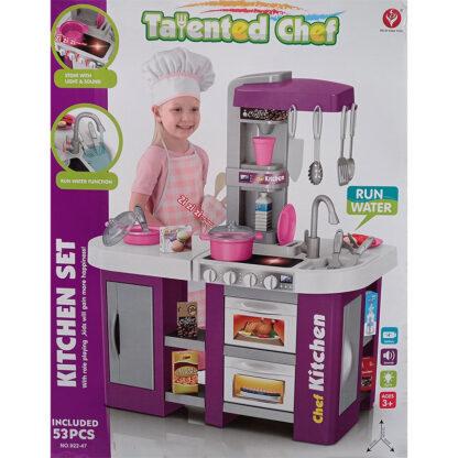 talented chef keuken