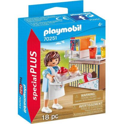 playmobil slush verkoper 70251 redealer