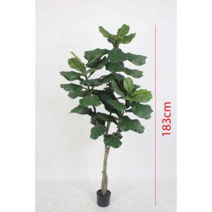 kunststofplant ficus redealer