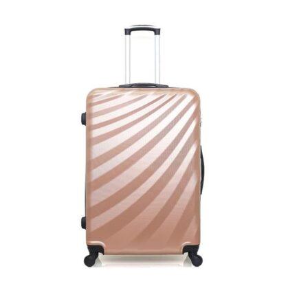kofferset roze goud 4 stuks redealer