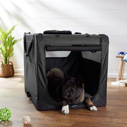 hondenkooi transporttas redealer zwart
