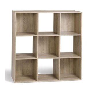 kast houtkleurig redealer 92 x 92 vierkant