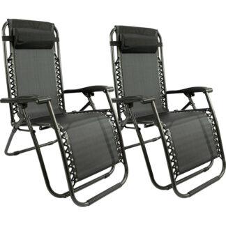 2 stuks ligstoel redealer