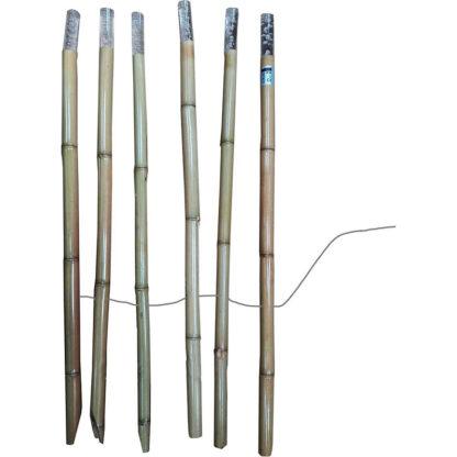 bamboo tuinverlichting redealer