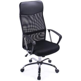 Bureaustoel zwart redealer