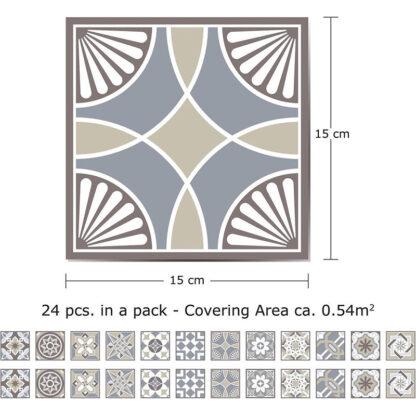 walplus muursticker spaanse kalksteen redealer
