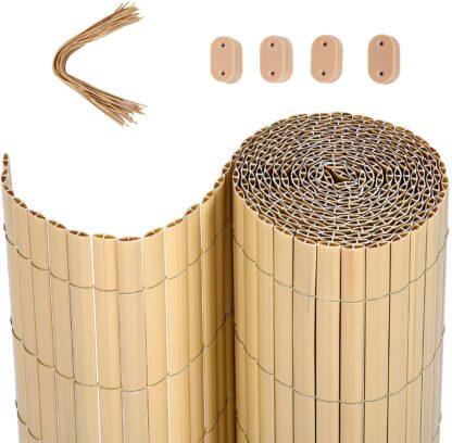 bamboo privacy scherm redealer