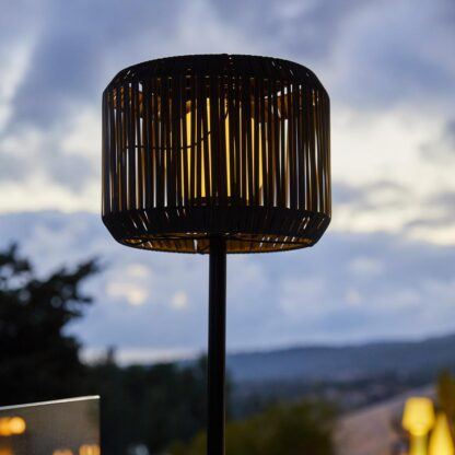 lamp polyrattan redealer